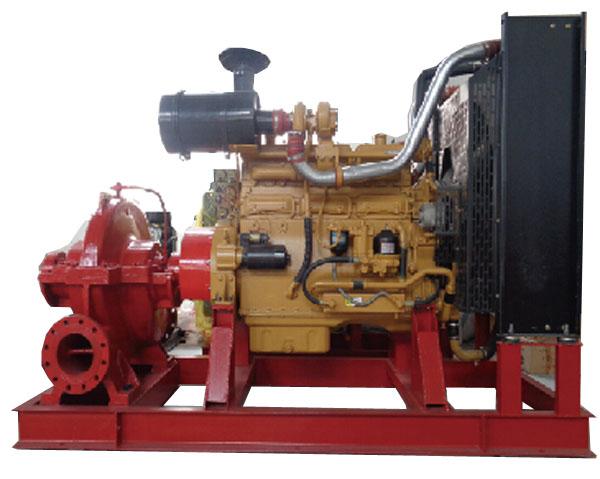 SLCOW柴油机中开泵
