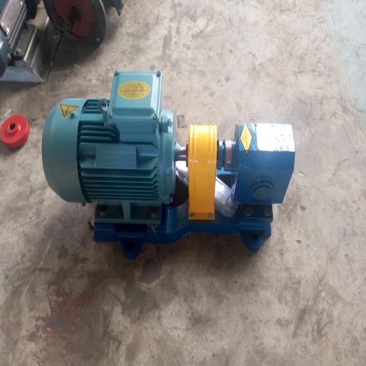 泊头金海2CY燃油泵 筑路增压泵