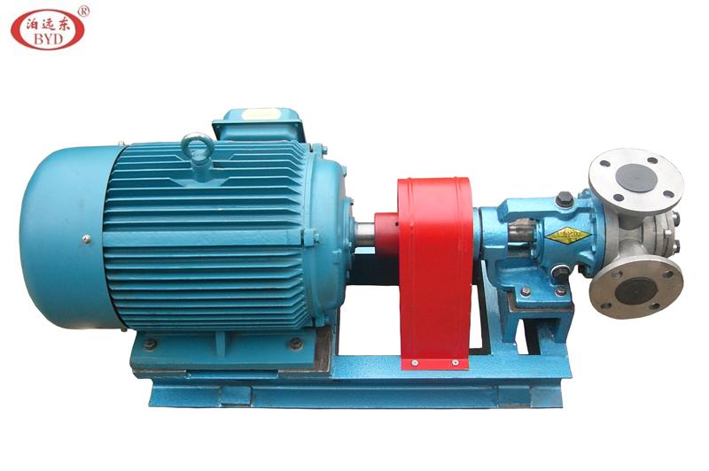 树脂输送泵NYP110B-RU-104U-W51高粘度泵