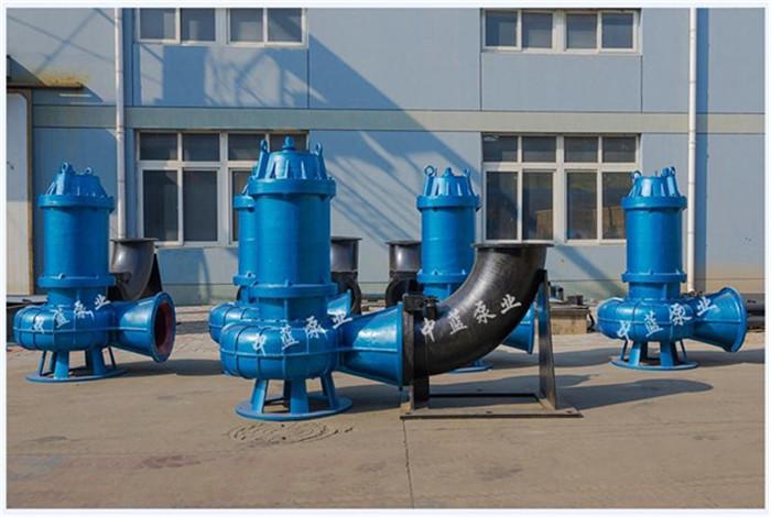 市政污水处理用WQ系列潜水排污泵