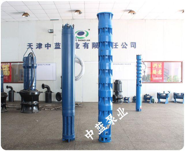 QJR温泉热水井用热水潜水泵