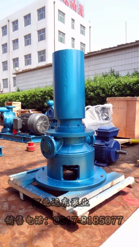 输送树脂泵用NYP220B高粘度泵-河北远东泵业