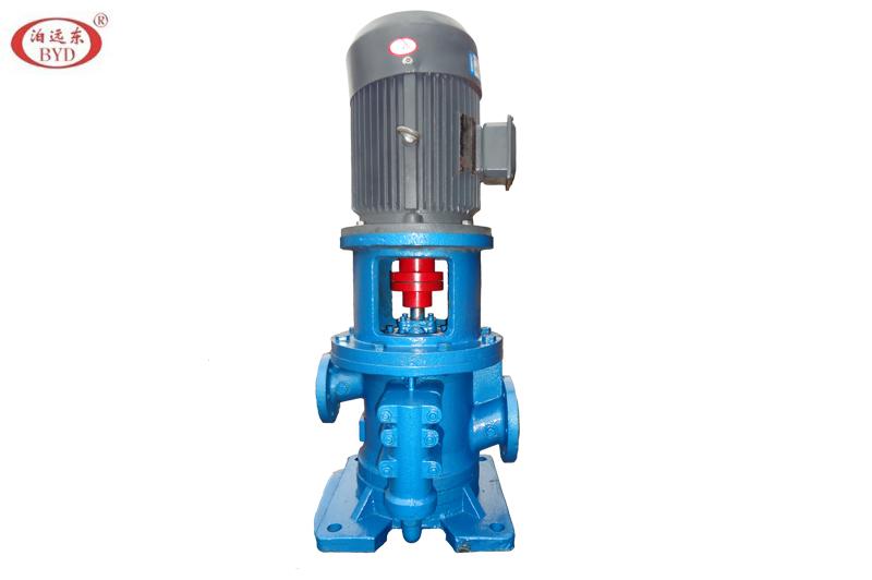船用3GCL70×2W21立式螺杆泵