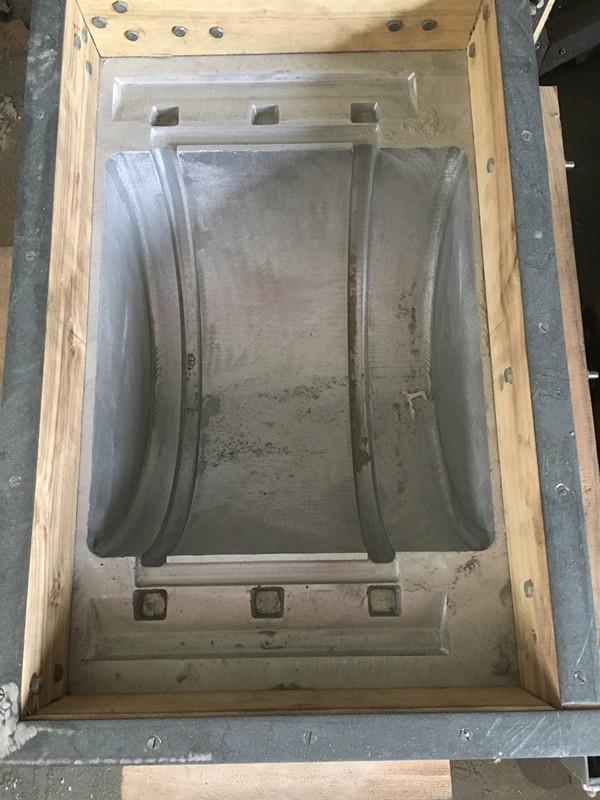 泊头铸造模具专业设计翻砂铸造模具管卡模具保证质量价格优惠