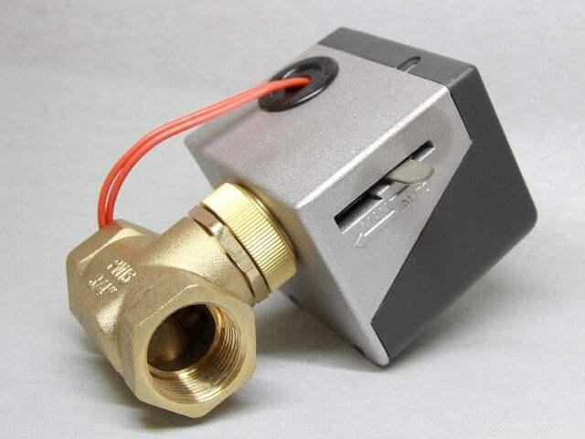 沸点阀门DN40电动二通阀/电动调节阀