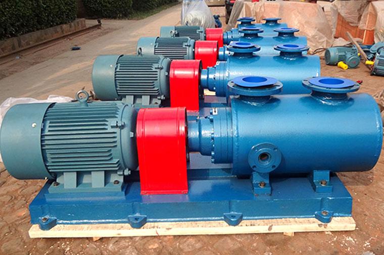 三螺杆泵沥青泵SNH940R46E6.7YW21