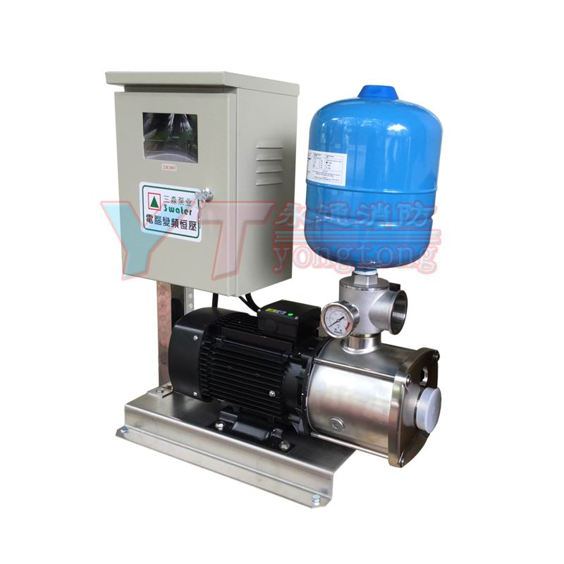 SMI15-3食品生产稳压供水系统