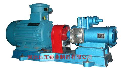 3G三螺杆泵点火增压燃油泵3GR42X6AW21-河北远东泵业