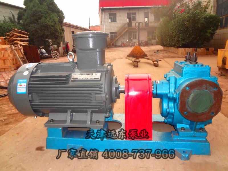 RCB系列齿轮泵RCB58保温沥青专用泵-天津远东泵业