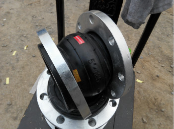 温州源昊JGD可曲挠单球体橡胶接头