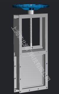 螺旋闸门、方形插板阀