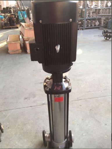 厂家直销CDLF16-60不锈钢防爆立式扬程60米管道离心泵高扬程耐磨