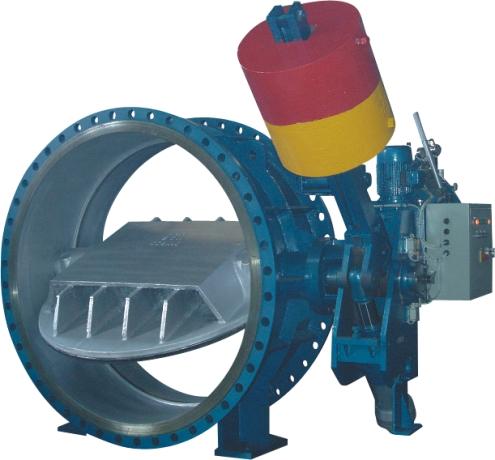 水轮机专用液控止回阀HD741X