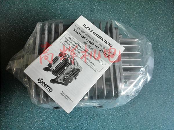日本日东工器NITTO KOHKI隔膜泵 VP0660-V1003-P5-1411真空隔膜泵
