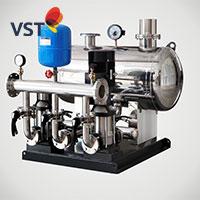 VST型无负压变频供水设备