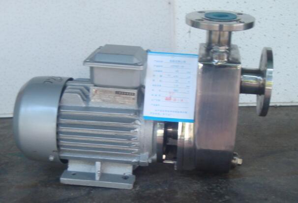40FBZ-18不锈钢304化工自吸泵