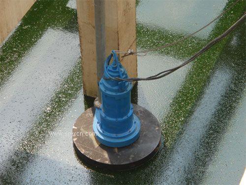 造纸厂专用曝气器,造纸厂专用潜水曝气器