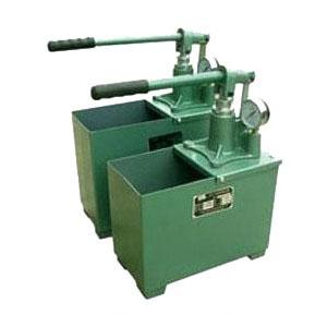 飞舟牌SYL-31/6.3便携式手动测压机试压泵