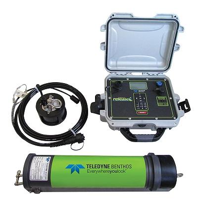 Teledyne Benthos 浅水型释放器 仪器回收