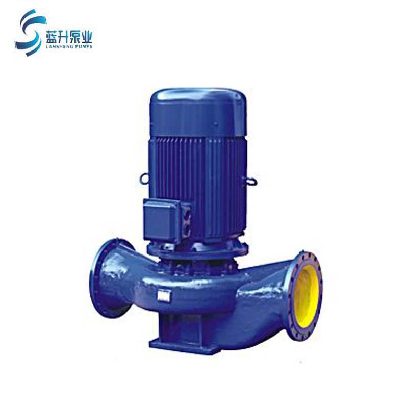 菏泽ISG-L立式管道离心泵增压循环泵厂家直销