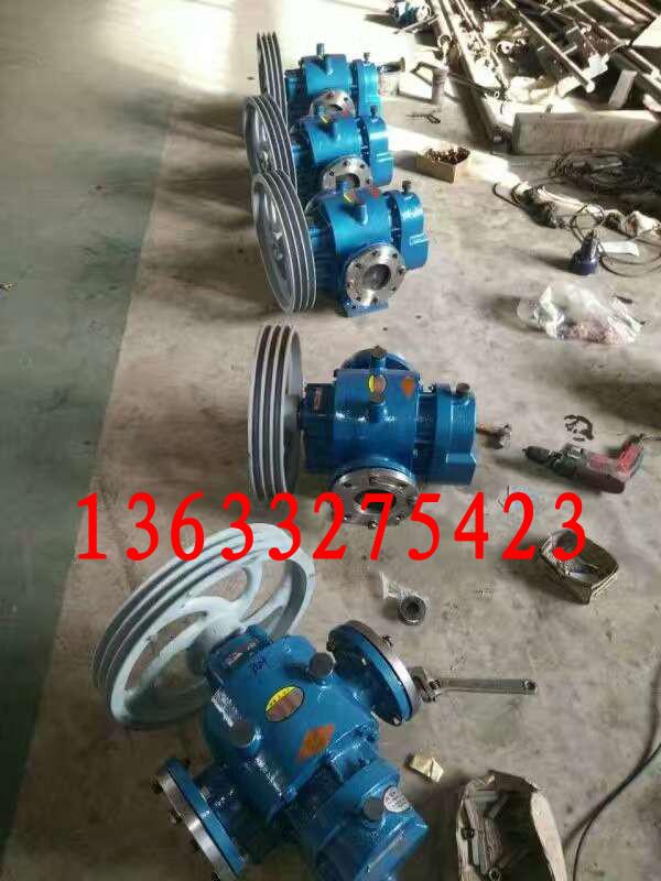广东深圳LC18/0.6罗茨泵高粘度罗茨泵