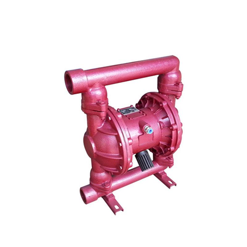 粘合剂胶水隔膜泵QBY-40空压机配套气动泵