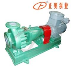 IHF氟塑料耐腐蚀离心泵