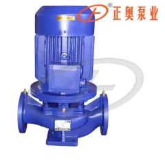 ISG、IHG型立式管道离心泵