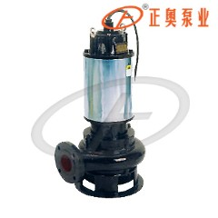 JPWQ型自动搅匀潜水排污泵