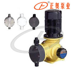 GM系列精密计量泵