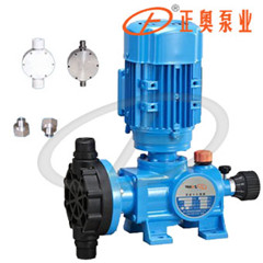 KD系列精密隔膜式计量泵