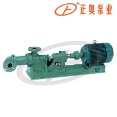 I-1B浓浆泵(单螺杆泵)
