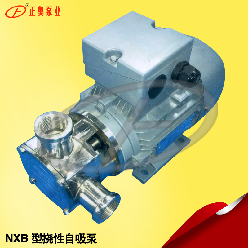 NZX型挠性转子自吸泵