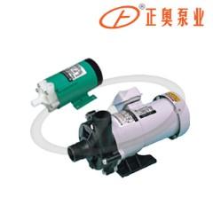 MP系列微型塑料磁力循环泵