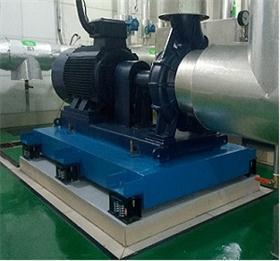 水泵减振台座