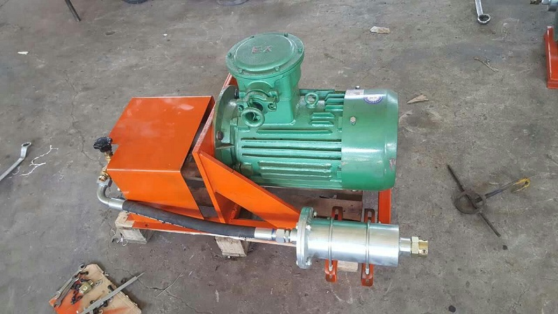 掘进机机载喷雾泵BP25/8J 机载喷雾泵 BP25/