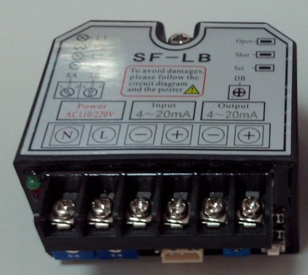 电动执行机构控制模块SF-LB