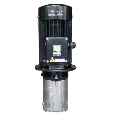 walrus台湾华乐士TPHK2T3-3直立浸入式多级离心泵  不锈钢机床泵
