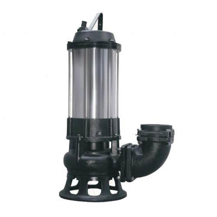Bossco立式3寸无堵塞三相2.2KW沉水污泥泵DSP-30