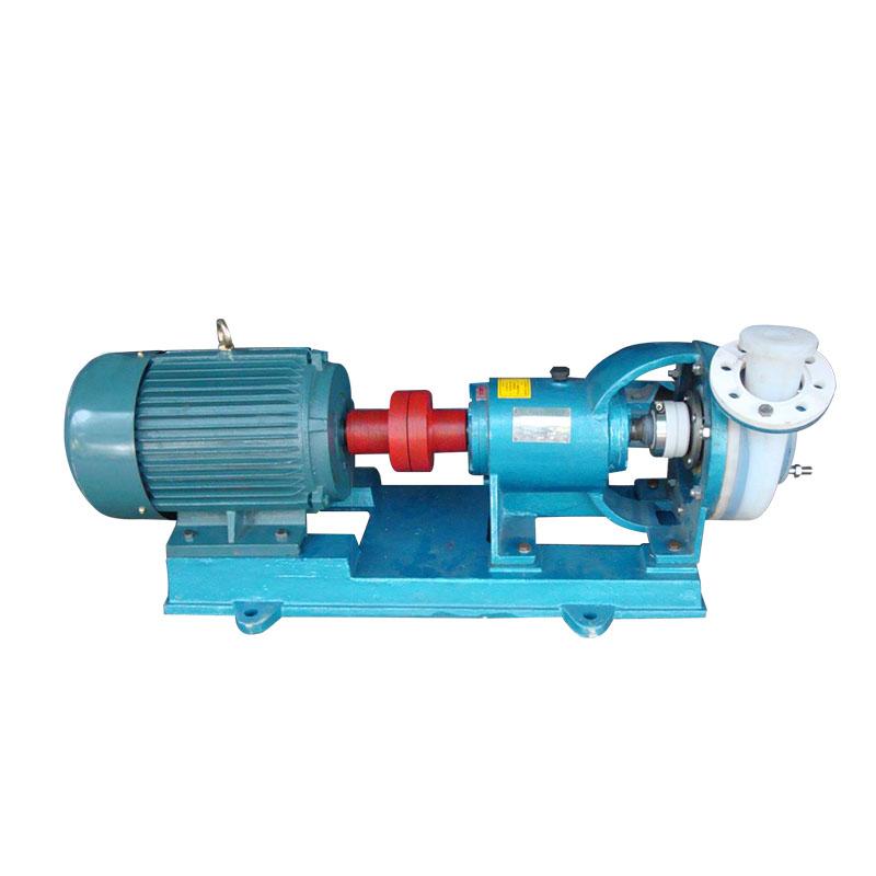 5.5KW氟塑料离心泵 65FSB-32L轴连式化工泵