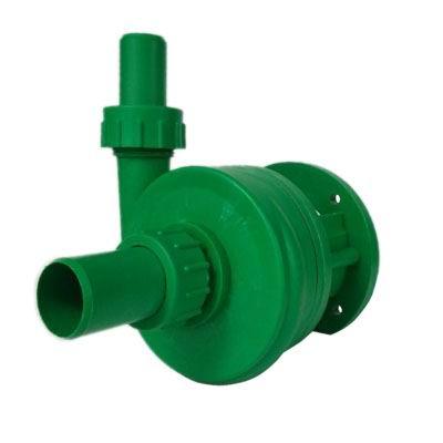 南冠牌40FP-25三相3KW耐腐蚀塑料离心泵 泵头