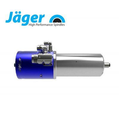 供应德国品牌Jager轮胎模具刻字机高速电主轴