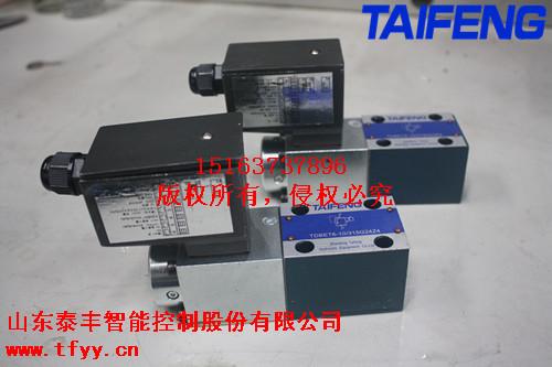泰丰TDBET6-1X/315G24Z4开环比例阀