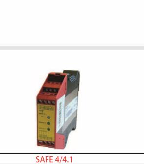 德国Safety Relay急停安全门监控安全继电器SAFE 4,SAFE 5