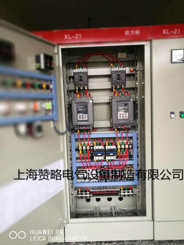 厂家直销软启动控制柜水泵风机启动箱30kw一控一一控二一用一备