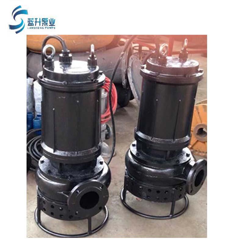 山东抽沙泵ZSQ耐磨泵高温潜污泵经销商