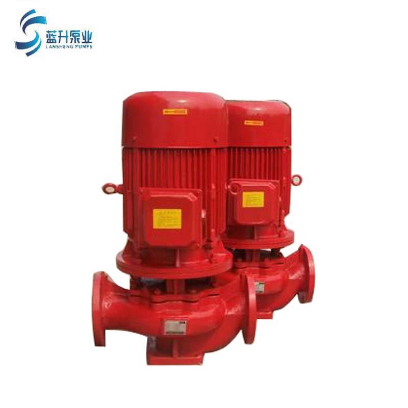 淮安XBD-L立式单级消防泵无泄漏消火栓泵