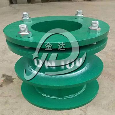 遵义厂家直销国标/非标a型/b型02S404柔性防水套管   防水套管图集  套管翼环