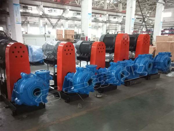 【石一泵业】渣浆泵参数、 石家庄水泵厂