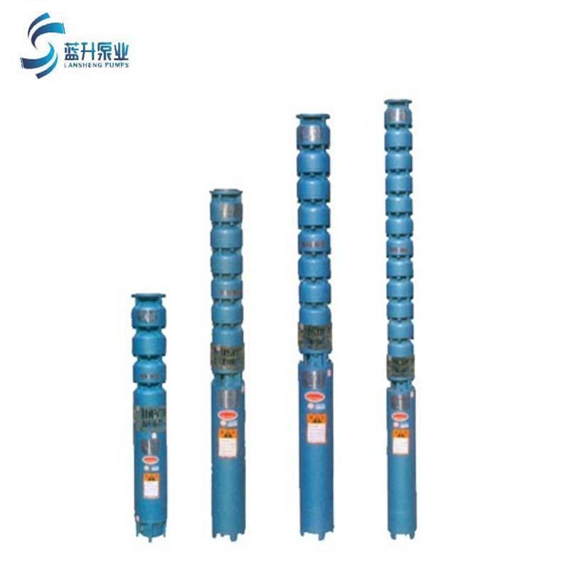 枣庄深井潜水泵100QJ5-128/32多级井用泵
